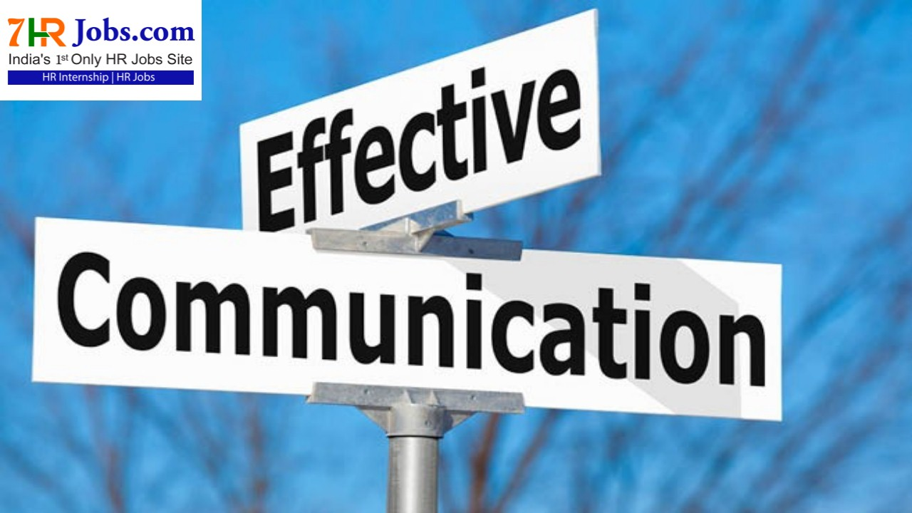 Effective communication in the workplace: How & Why?